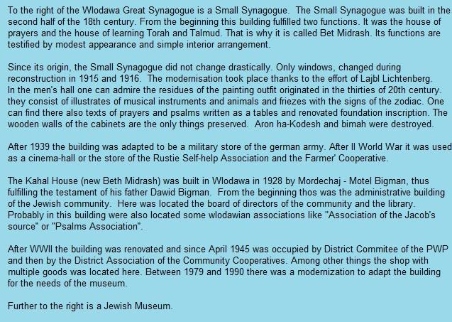 Remember Jewish Wlodawa - Genealogy Group